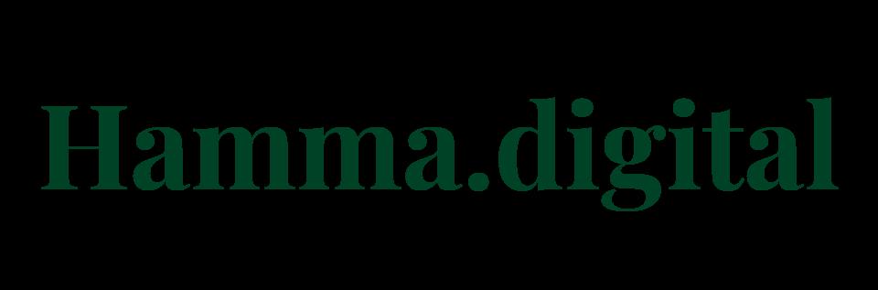 Hamma.Digital Primary Wordmark (Green)-1